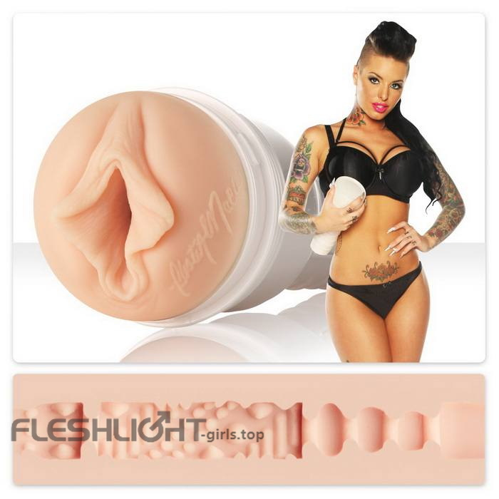 Мастурбатор Christy Mack Attack Fleshlight  (Signature Collection)